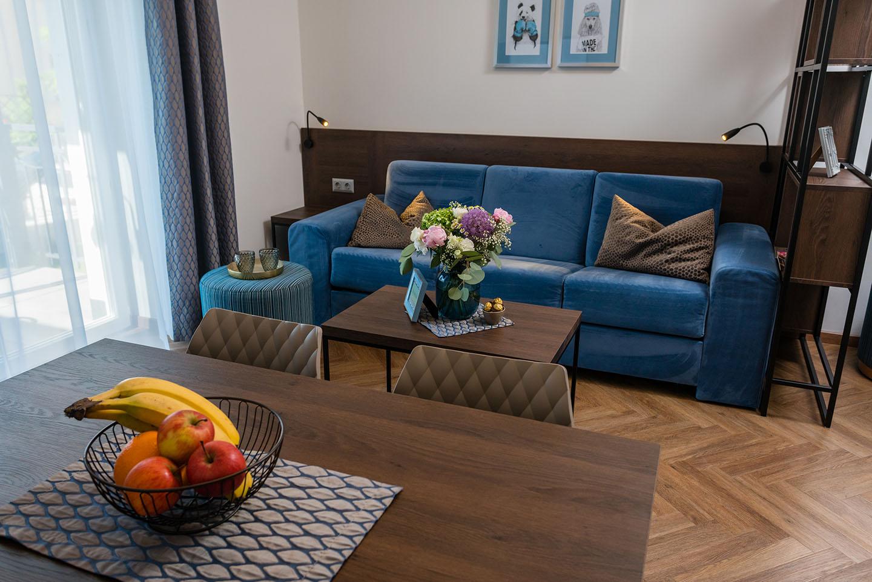 Apartments Villach Anbau – delux slide 5