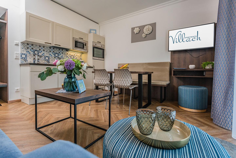 Apartments Villach Anbau – delux slide 3