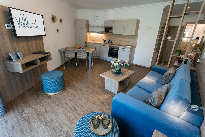 Apartments Villach Anbau – delux slide 8