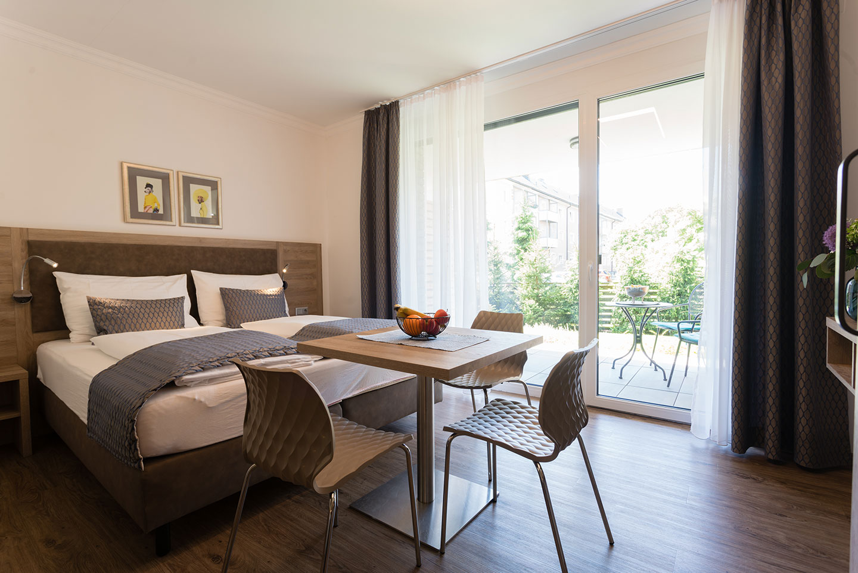 Apartments Villach Anbau – business – slide 1